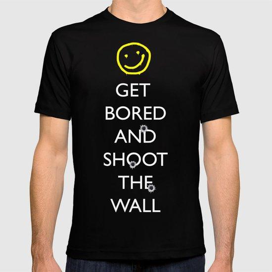 Smiley target T-shirt