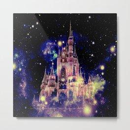 Celestial Palace Deep Pastels copyright by 2sweet4wordDesigns Metal Print