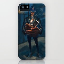 Night Out iPhone Case