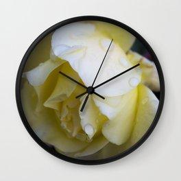 Delightful Dew Drops Wall Clock