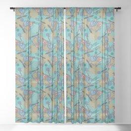 The Walrus Sheer Curtain