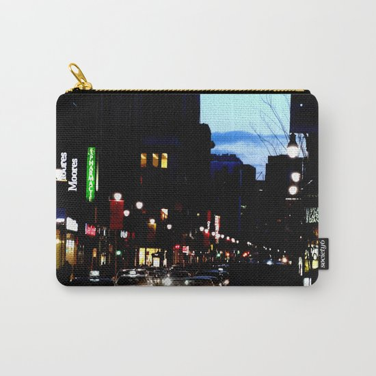 DownTowN - Night's coming Carry-All Pouch