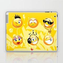 Emo-Gs Laptop & iPad Skin