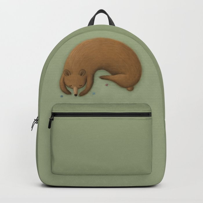 Sleepy Bear Backpack
