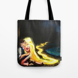 Now I See The Light  Tote Bag