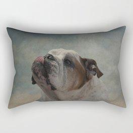 Bully, Bully Rectangular Pillow