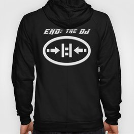 END: the DJ Logo Hoody