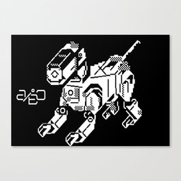 Aibo Canvas Print