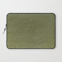 Italian Style Tuscan Olive Green Stucco - Luxury - Comforter - Bedding - Throw Pillows - Rugs Laptop Sleeve