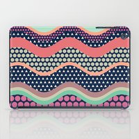 yetiland iPad Cases featuring Patternwork XII by Metron