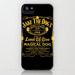 Jake the dog's iPhone Case