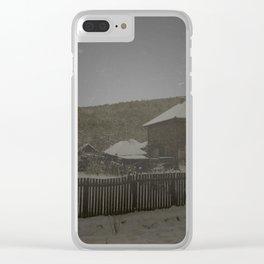 Neighbors Clear iPhone Case