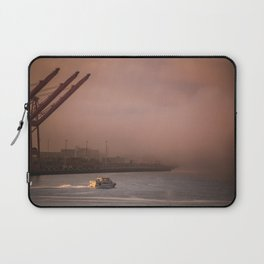 Seattle Morning Laptop Sleeve
