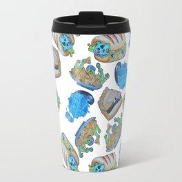 Food pattern Travel Mug