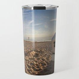 Beach Chair #2 Travel Mug