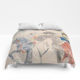 Henri de Toulouse-Lautrec Napoleon Comforters