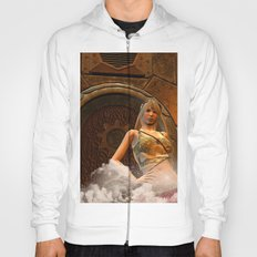 The wonderful steampunk lady Hoody