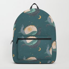Totems- Whales Backpack