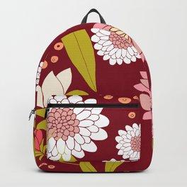 Fiori Rose Backpack