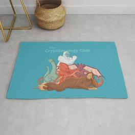 The Cryptozoology Club, 1985 Rug