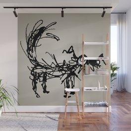 Chandoso Terrier Wall Mural