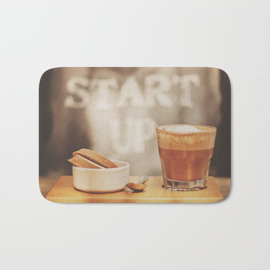 Start up Bath Mat