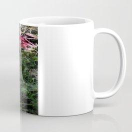 Pink Roses in Anzures 5  Letters 2 Coffee Mug