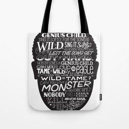 Genius Child Tote Bag