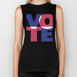Vote! Biker Tank