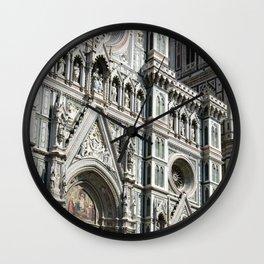 Fiore Wall Clock