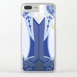"Symphony No. 9, 2nd Movement ""Advent"" Clear iPhone Case"