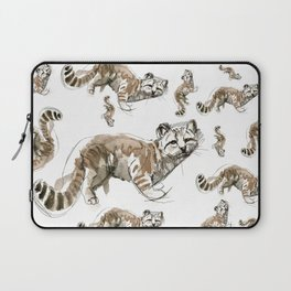 Totem Andean cat (AGA) Laptop Sleeve