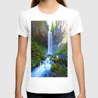 waterfall T-shirts featuring Waterfall by 2sweet4words Designs