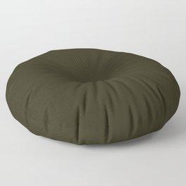 paper black mono color Floor Pillow