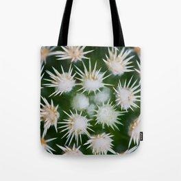 Cactus Close Up Tote Bag