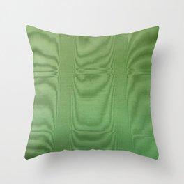 Green Room Throw Pillow