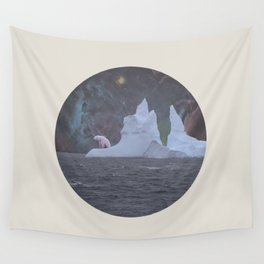 The Lonely Polarcorn Wall Tapestry