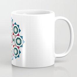 Tile mandala Coffee Mug