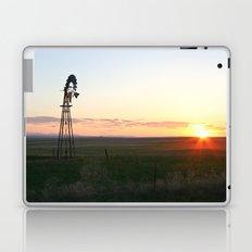 Montana Sunset Laptop & iPad Skin