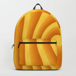 Yellow transformation Backpack