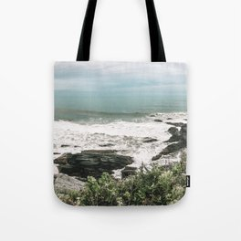 Cliff Walk, Rhode Island - Photography 3 Tote Bag