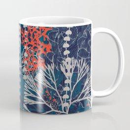 Corals and Starfish Coffee Mug