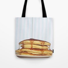 Wake Up and Smell the Pancakes Tote Bag