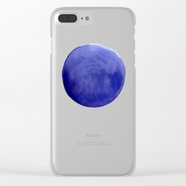 lunar Clear iPhone Case
