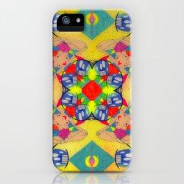 Inner Space 2 iPhone Case