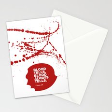Dexter no.1 Stationery Cards