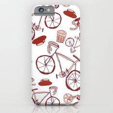 Bikes and Coffee Slim Case iPhone 6s