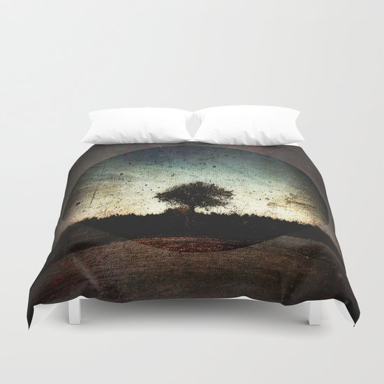 One with the Universe Duvet Cover