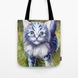 Little Aurora Tote Bag