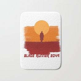 Blade Runner 2049 Sunset Bath Mat